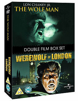 The Wolf Man (1941) / Werewolf Of London (1935) [DVD] DVD