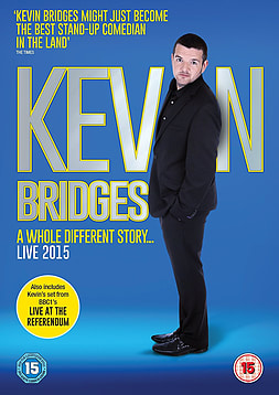 Kevin Bridges Live A Whole Different Story [DVD] [2015] DVD