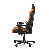 DXRacer Drifting Series Gaming Chair (Black & White & Orange) screen shot 1