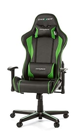 DXRacer Formula Series Gaming Chair (Black & Green) Multi Format and Universal