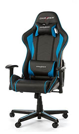 DXRacer Formula Series Gaming Chair (Black & Blue) Multi Format and Universal