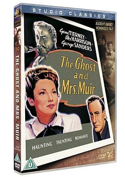 Ghost and Mrs Muir DVD