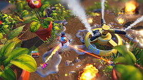Micro Machines World Series screen shot 10