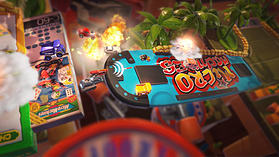 Micro Machines World Series screen shot 11