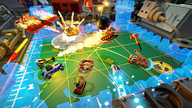 Micro Machines World Series screen shot 13