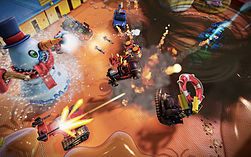 Micro Machines World Series screen shot 14