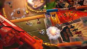 Micro Machines World Series screen shot 2