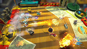 Micro Machines World Series screen shot 5