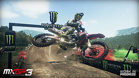 MXGP3 - The Official Motocross Videogame screen shot 1