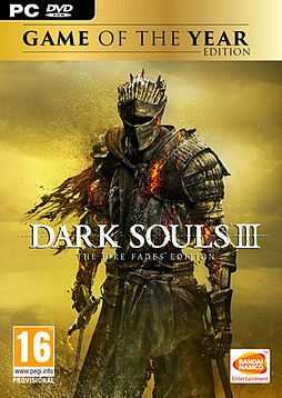 Dark Souls III Game of the Year Edition PC Cover Art