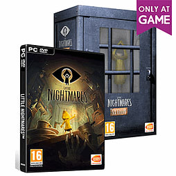 Little Nightmares Six Edition PC Cover Art