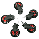AK Racing Rollerblade Casters screen shot 1