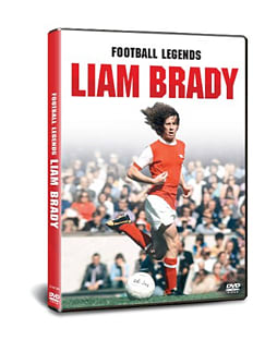 Football Legends: Liam Brady - DVD DVD