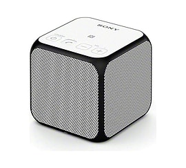 Sony SRSX11 Portable Bluetooth Speaker - White - Brand New Condition Audio