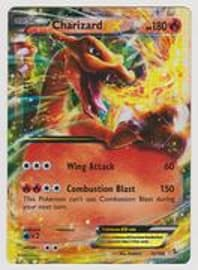 Holo Charizard EX XY Flashfire 12/106 Pokemon Card EXCELLENT - NEAR MINT Trading Cards