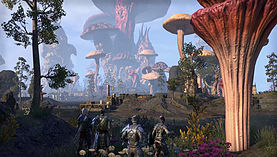 The Elder Scrolls Online: Morrowind screen shot 3