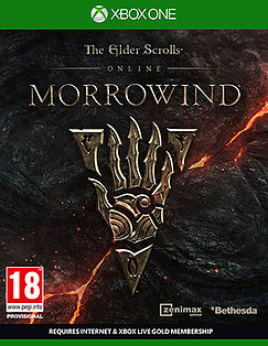 The Elder Scrolls Online: Morrowind XBOX ONE Cover Art