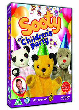 Sooty - The Children's Party DVD