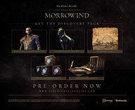 Elder Scrolls Online: Morrowind Collector's Edition- Only at GAME screen shot 5