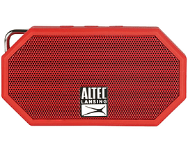 Mini H2O II Wireless Portable Speaker - Red - Brand New Condition Audio