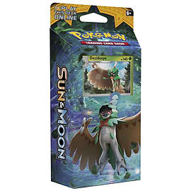 Pokemon: Sun & Moon Theme Deck Pack: Forest Shadow Trading Cards