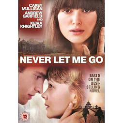 Never Let Me Go DVD DVD