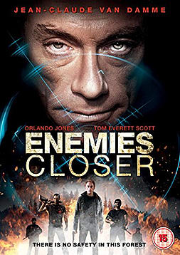 Enemies Closer DVD DVD