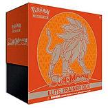 Pokemon TCG: Sun & Moon Elite Trainer Box Solgaleo screen shot 1