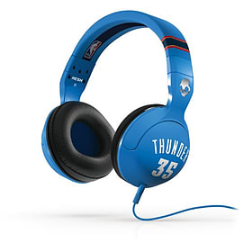Skullcandy Hesh 2.0 Over-Ear Wired Headphones with In-Line Microphone - Kevin Durant Audio