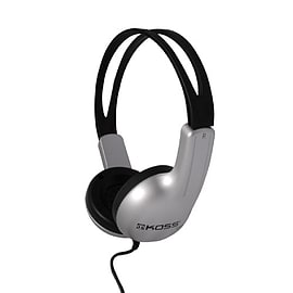 Koss ED1TC Headphones for iPod / iPhone / MP3 Devices - Silver Audio