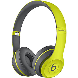 Beats by Dr. Dre Solo2 Wired/Wireless Bluetooth Stereo Headset - Over-the-head - Circumaural - Audio