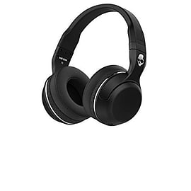 Skullcandy Hesh 2.0 Over-Ear Bluetooth Wireless Headphones with Volume Control - Black/Gunmetal Audio