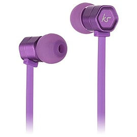 KitSound Hive In-Ear Headphones Compatible with iPhone, iPad, iPod, Samsung, Android, Tablets, Audio