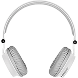 KitSound Metro Wireless On-Ear Bluetooth Headphones for Smartphone and Tablet - White screen shot 1