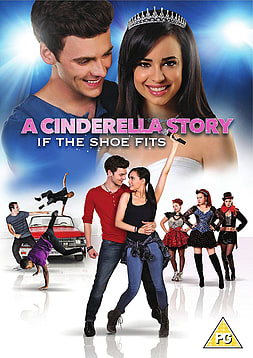 The Cinderella Story: If The Shoe Fits (DVD) DVD