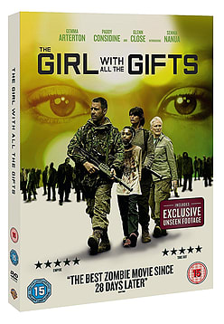 The Girl With All The Gifts (DVD) DVD