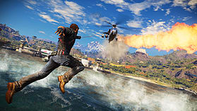 Just Cause 3 Gold Edition screen shot 5
