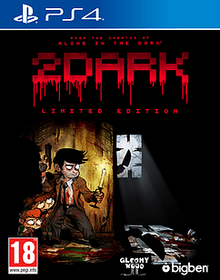 2Dark PS4 Cover Art