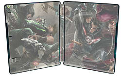 Injustice 2 Deluxe Edition with Steelbook - Only at GAME screen shot 2