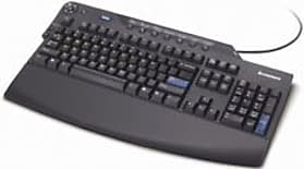 Lenovo Preferred Pro 73P5255 Rubber Dome Keyboard - Cable Connectivity - Black screen shot 1