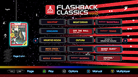 Atari Classics Vol 2 screen shot 10