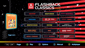 Atari Classics Vol 2 screen shot 12