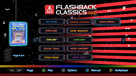 Atari Classics Vol 2 screen shot 13