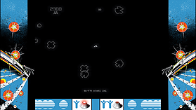 Atari Classics Vol 2 screen shot 2