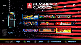 Atari Classics Vol 2 screen shot 3