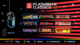 Atari Classics Vol 2 screen shot 6