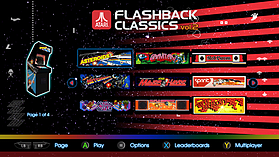 Atari Classics Vol 2 screen shot 7