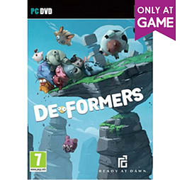 Deformers - Only at GAME PC Cover Art