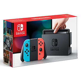 Nintendo Switch - Neon Nintendo Switch