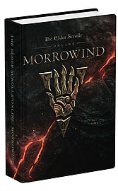 The Elder Scrolls Online: Morrowind Collectors Edition Guide Books